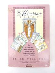 1999 The Minchiate Tarot Box Set: 97-Cards & Tarot of the Renaissance PB Book