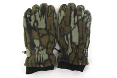 Men's Thinsulate Water Proof Camouflage Fleece Gloves XL
