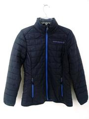 Cutter & Buck Rainier Jacket Primaloft CB Weathertec Blue Women's Small NWT