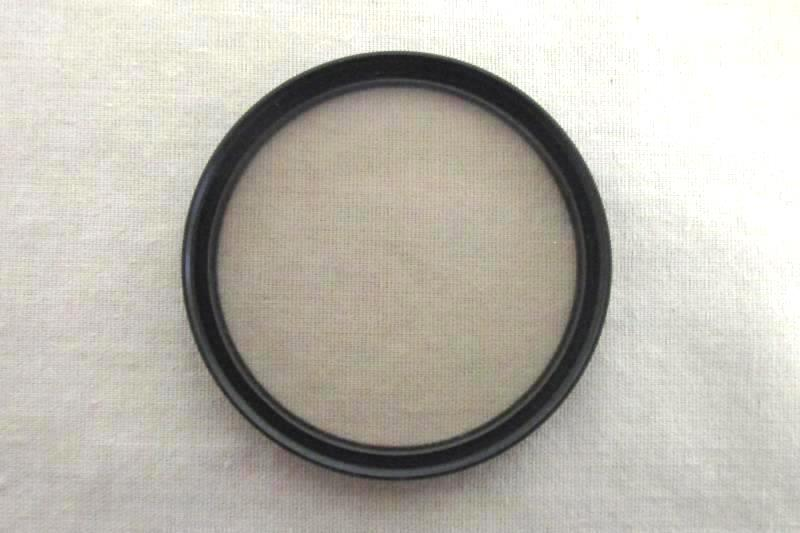 Lens Filter Hollywood Sky-1A Black And Clear- 52mm