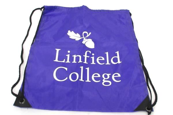 Linfield College Wildcats Lot Purple T-Shirt S Water Bottle Back Pack Sunglasses