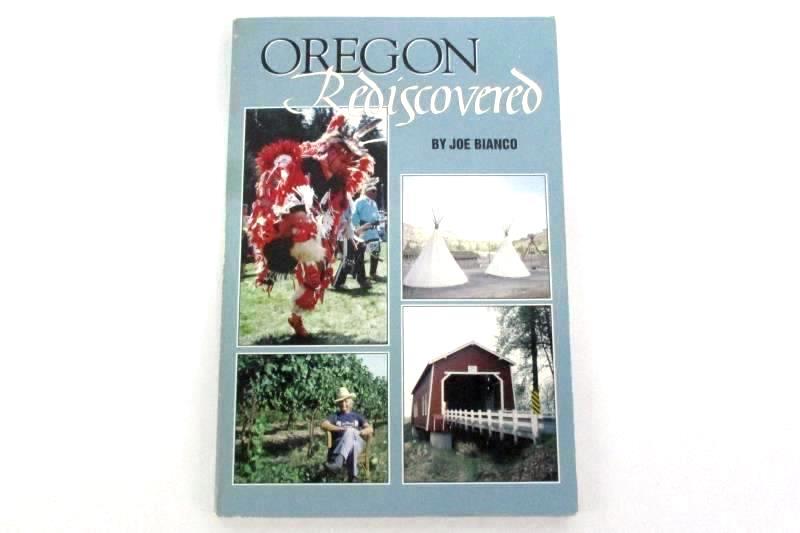 Lot of Three Oregon and California Travel Books