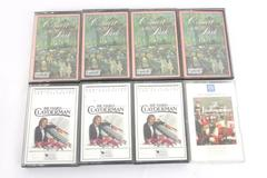 Lot Of 8 Readers Digest Classics Collection Cassette Tapes With Starite Case