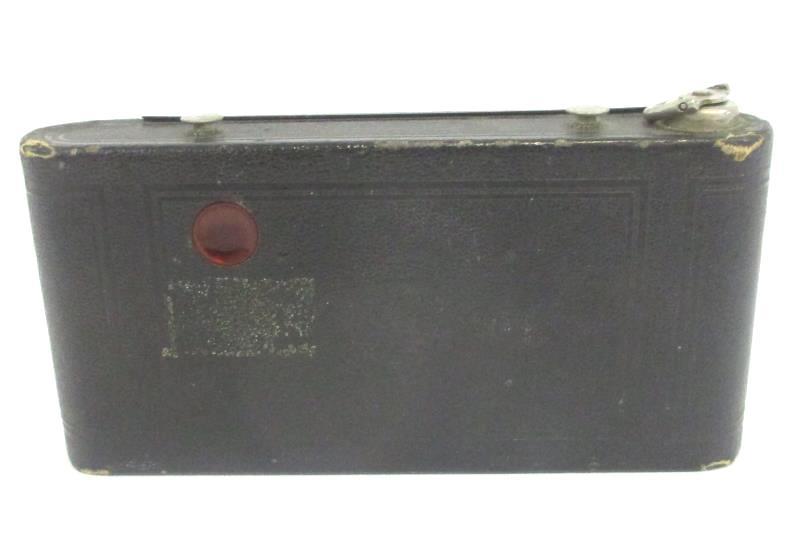 Vintage Eastman Kodak No 2 Folding Cartridge Hawk-Eye model B 1926 Black Camera