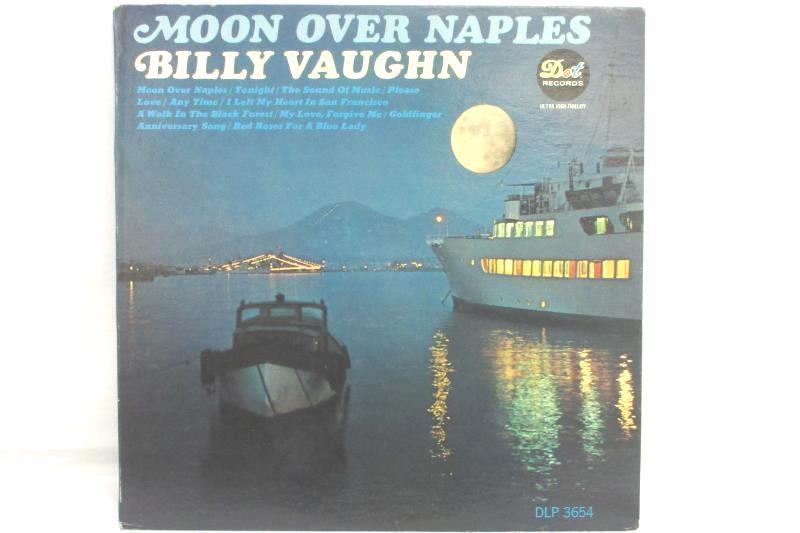 Moon Over Naples Billy Vaughn 1965 Jazz Vinyl Record