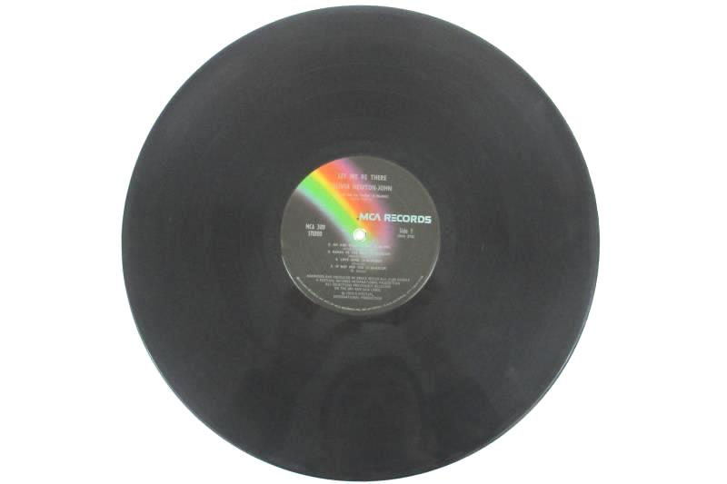 Let Me Be There Olivia Newton-John 1973 Rock Vinyl Record