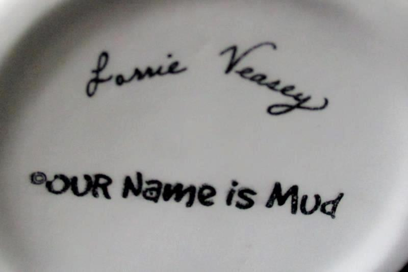 Lorrie Veasey Our Name Is Mud CHICK MAGNET Ceramic Coffee Mug
