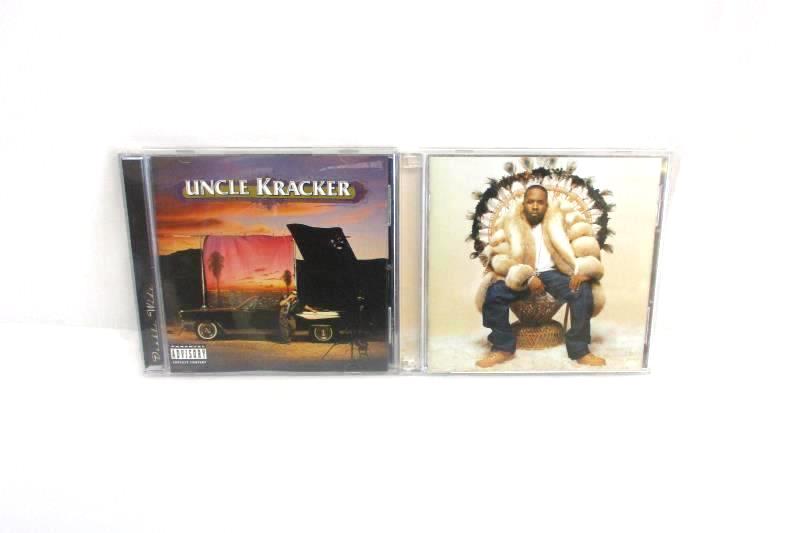 Lot Of 2 CD's 2003 Speakerboxxx The Love Below & 2000 Uncle Kracker Double Wide