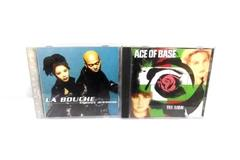 Lot Of 2 CD's 1996 Ace Of Base The Sign & 1993 La Bouche Sweet Dreams CD