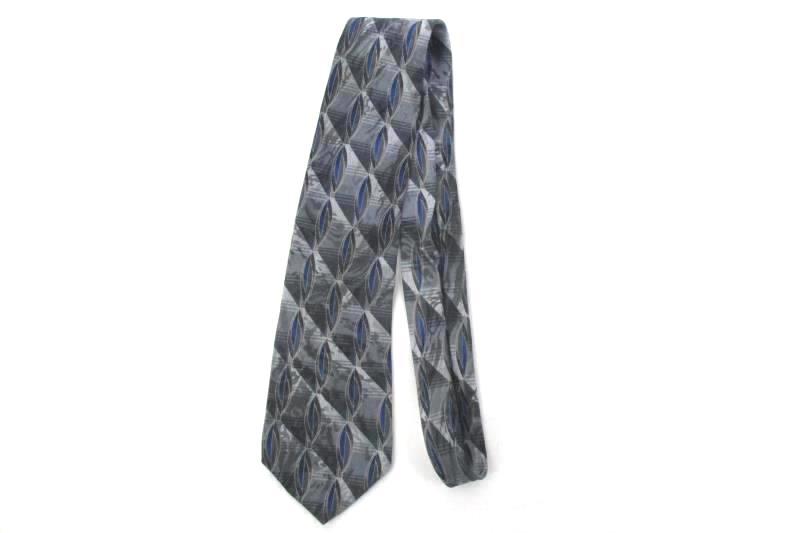 Set of 2 Men's J. Ferrar Silk Neck Ties Made In Italy