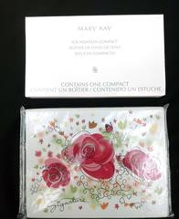 MARY KAY Signature Enchanted Garden Color Collection & Foundation Compact NIB
