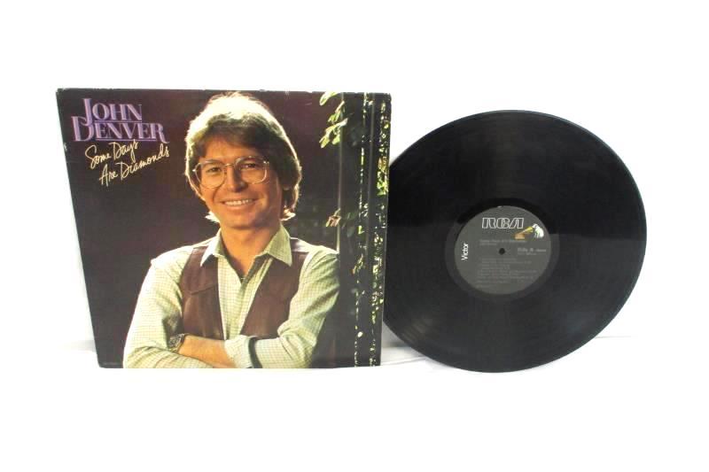 John Denver Some Days Are Diamonds 1981 Pop Vinyl Record