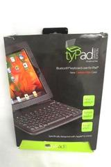 TyPad Limited Edition Bluetooth Keyboard Carbon Fiber Case For iPad 2