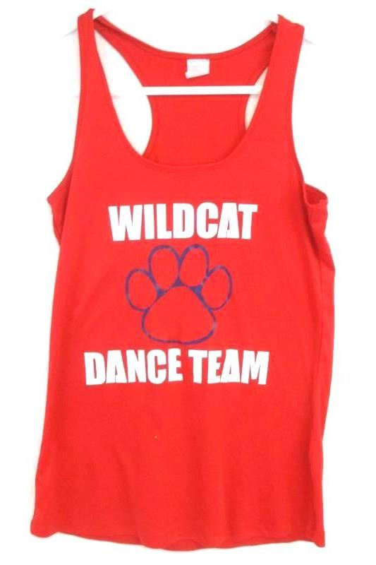 Linfield College Lot Dance Team Jersey Card Holder Decals Sunglasses Rally Towel
