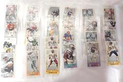 Lot of 24 Fleer McDonald's Game Day '93 Original NFL Football Card Collectibles