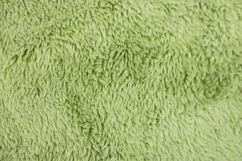 "Threshold Green Soft Patterned Plush Cozy Blanket 49"" X 71"""
