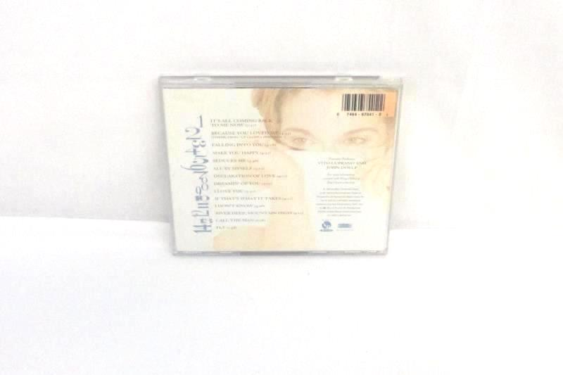 Lot of 2 CD's - Celine Dion Let's Talk About Love & Falling Into You CD