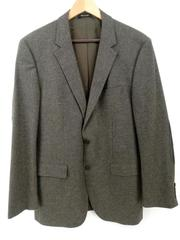HUGO BOSS Suit Jacket The Smith 5 Wool Blend Sport Coat Brown Mens Sz 40 L EUC