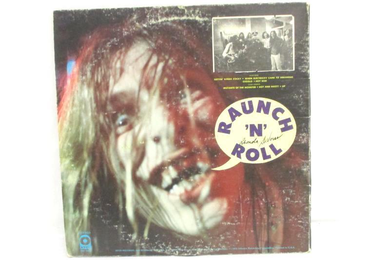 "Black Oak Arkansas Raunch N' Roll Live 1973 Vinyl 12"" LP Record"