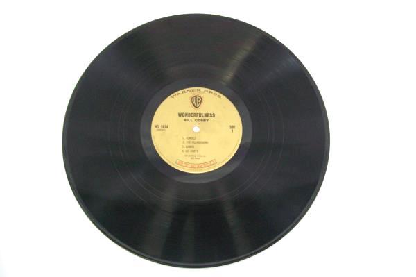 Warner Bros Records BILL COSBY Wonderfulness (Year Unknown)