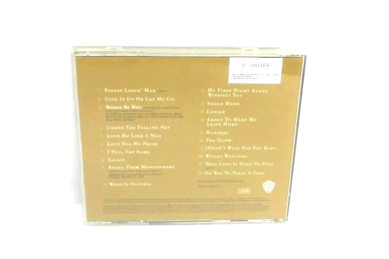Lot of 2 Bonnie Raitt CDs: Luck Of The Draw, The Bonnie Raitt Collection
