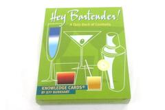 Hey Bartender! Quiz Deck Of Cocktails By Jeff Burkhart Cocktail Recipes