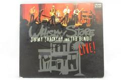 Autographed Music CD By Jimmy Thackery 2004 Jimmy Thackery And Tab Benoit Live