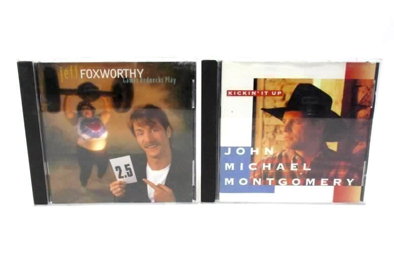 Lot Of 10 Country Music CD's Wynona Trisha Yearwood Shania Twain and More