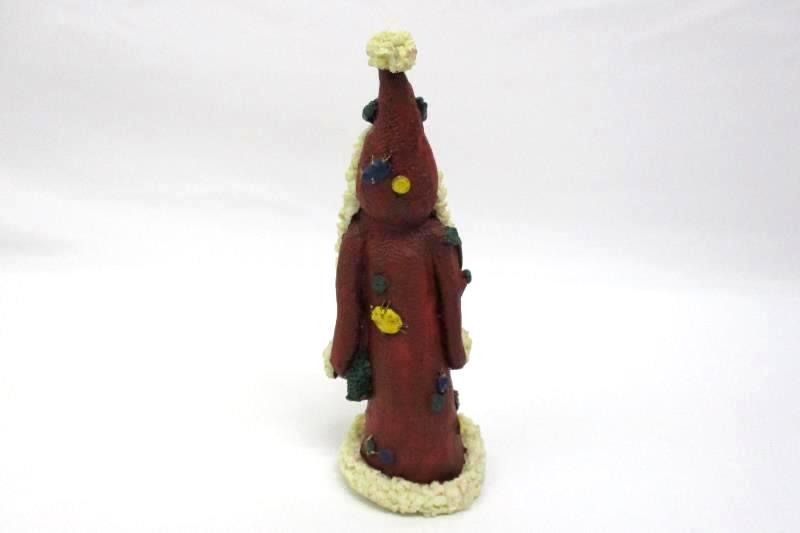 Rite Aid Old World Santa Figurine 9.25 in Tall