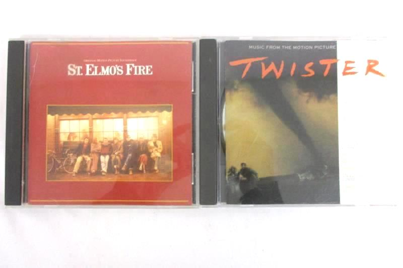 Movie Soundtrack CDs Notting Hill You've Got Mail Twister Pure Country Lot of 7