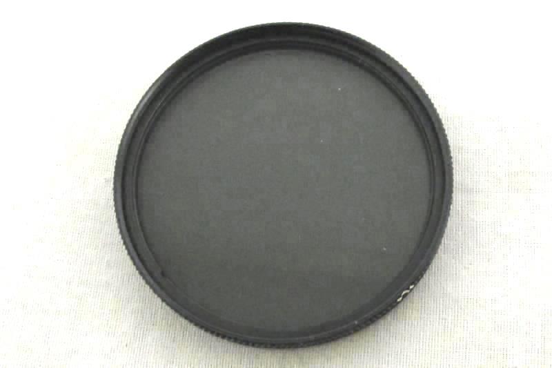 Lens Filter Hoya PL Black And Darkened Lens- 58mm