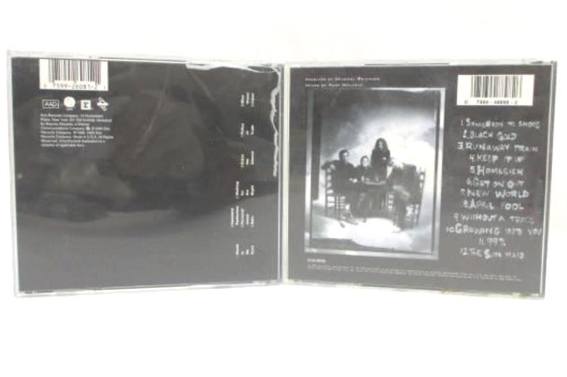 Lot Of 2 Rock CDs Depeche Mode Violator Soul Asylum Grave Dancers Union CD