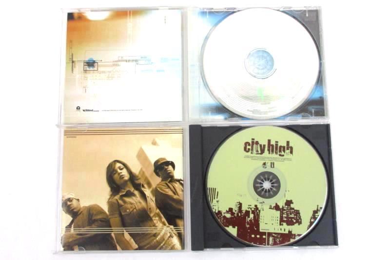 Lot Of 2 Electronica CDs Talvin Singh OK City High