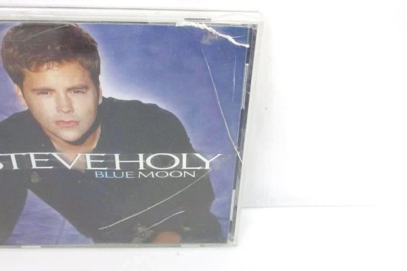 Lot Of 2 Country CDs Jeff Foxworthy Steve Holy Games Rednecks Play Blue Moon