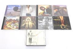 Rock CDs Eric Clapton Tom Petty Bob Seger Dan Fogleberg Lenny Kravitz Lot of 9