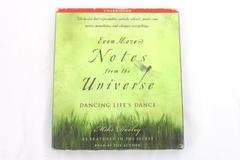 Even More Notes From The Universe By Mike Dooley Audio Book CD Unabridged