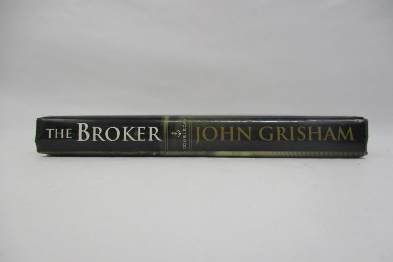 The Broker By John Grisham Hardcover With Dust Jacket 2005