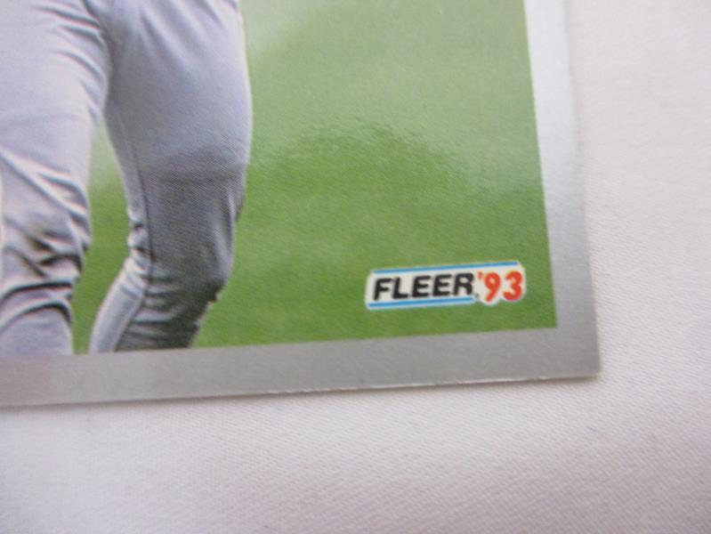 Lot of 49 Vintage Fleer Baseball Cards Random 1993