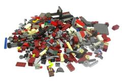 Lot Of 1 Pound LEGOS Multicolor Youth Various Bricks Specialty Pieces & Plates