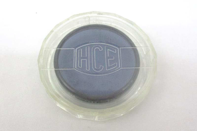 Lens Filter By HCE -80B- Black And Darkened Lens- 52mm