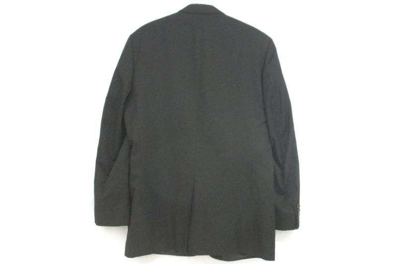 Chaps Blazer Jacket Black Pinstripe Men's Size 44L