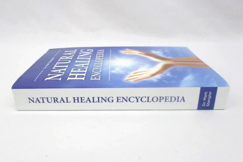 Natural Healing Encyclopedia By Dr. Mark Stengler Paperback