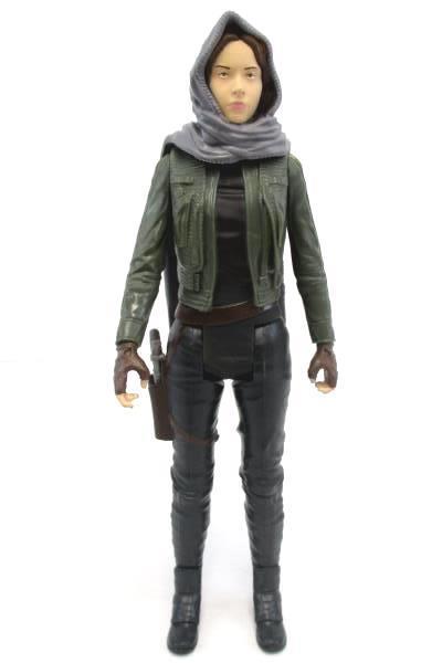 Hasbro Jyn Erso Jedha Star Wars Rogue One Movie Hero Series Action Figure No Box