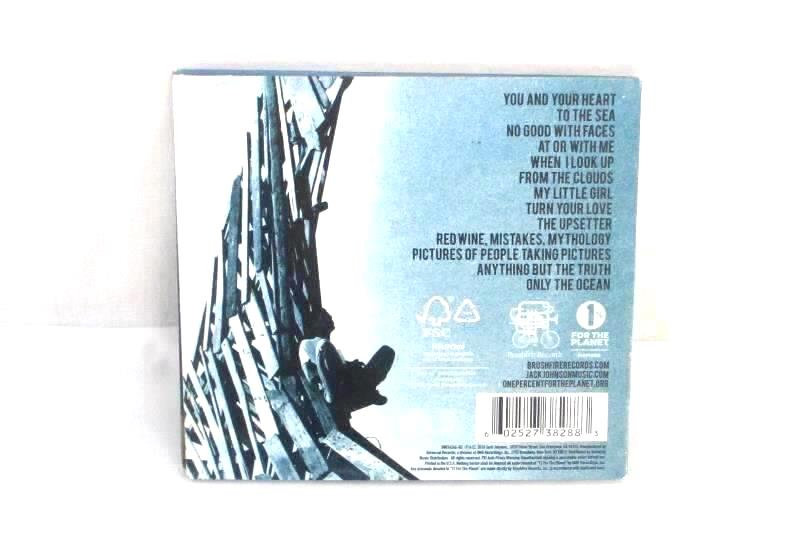 Lot Of 3 CDs Jack Johnson On And On/ To The Sea Dave Mathews Band Everyday
