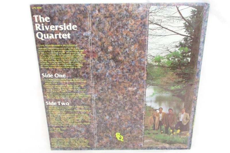The Riverside Life's Railway to Heaven Vinyl 33 RPM LP Record Lot of 2 Sealed