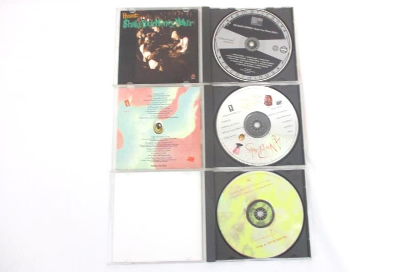 Lot Of 5 Alternative CDs: The Black Crowes Meredith Brooks 4 Non Blondes