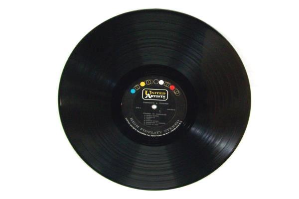 Piano In Paradise By Ferrante & Teicher Record ~ VINYL ~