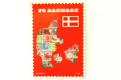 75 Danmark Nordfrim Nr. 245 Cancelled Stamp Collection