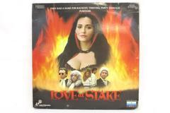 Vtg 1988 LaserDisc Love At Stake (1987) Rated R Patrick Cassidy Kelly Preston