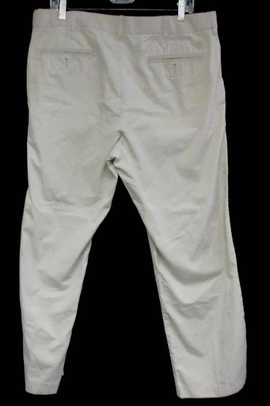 Blue Harbour Men's Khaki Dress Pants Comfort Waist Band Breathable Sz 36W 33L